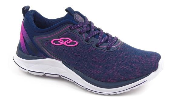 Tênis Feminino Olympikus Day Feetpad Original Caminhadas