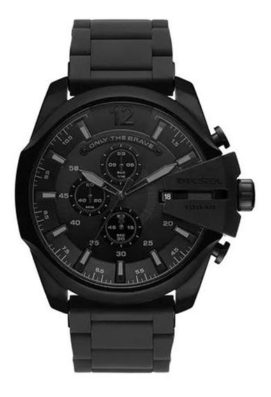 Relógio Diesel Masculino Black Dz4486/1pn