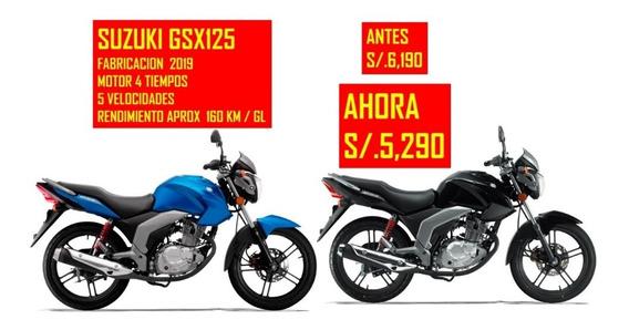 Suzuki Motos Gsx125