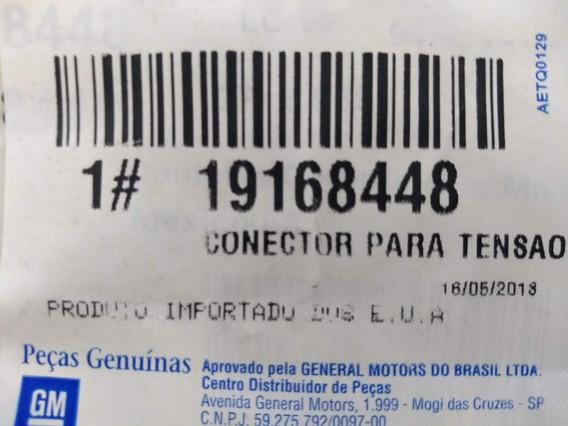 Conector De Tensão Cód. Original Gm 19168448