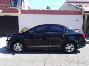 Chevrolet Sonic 1.6 Lt 5vel Mt 2013