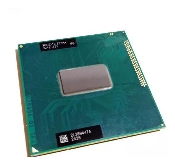 Processador Notebook Intel I5-3320m 3.2ghz Turbo Quad Thread Sr0mx