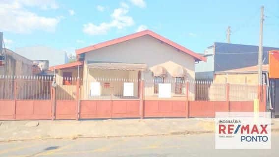 Casa Com 2 Dormitórios Para Alugar, 126 M² Por R$ 1.650/mês - Vila Pinheiro - Mogi Guaçu/sp - Ca0164