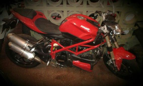 Dada De Baja Ducati Streetfigther 848, Bmw 1.200, Bmw 650