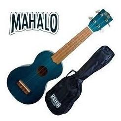 Mahalo Ukelele Soprano Kahiro Mk1 Con Funda