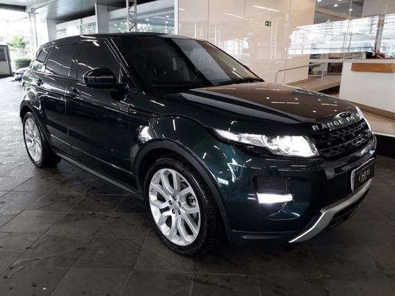 Range Rover Evoque Dynamic 4wd 14/15
