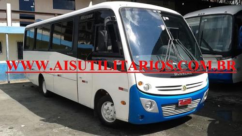 Imagem 1 de 10 de Busscar Micruss 2008 Volks 9150 Completo Ais Ref 617