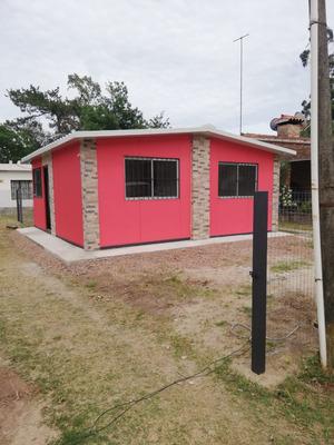 Casa En Alquiler Anual En Las Toscas 2 Dorm 7 De Playa