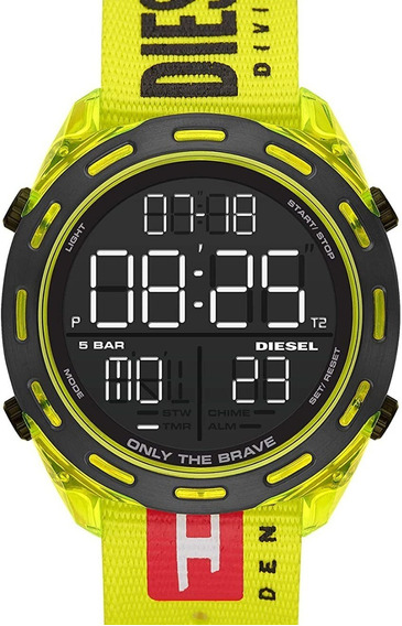 Relógio Diesel Masculino Digital Dz1895