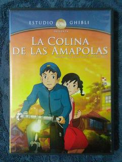 La Colina De Las Amapolas (con Dvd Orange Road)