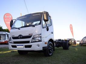 Camion Hino 816 Chasis 5ton. (serie 300) Grupo Toyota