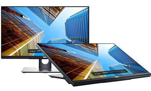Monitor Led 24 Dell P2418ht Touchscreen