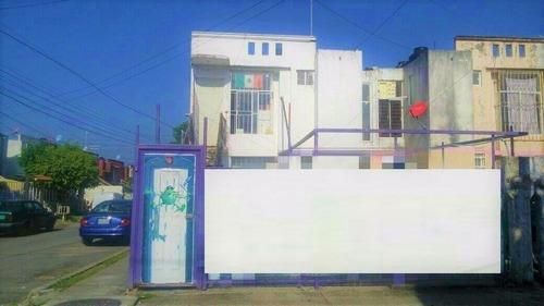 Casa En Venta En Veracruz Fraccionamiento El Coyol Planta Baja