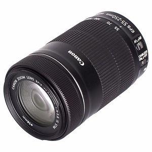 Canon 55-250 Mm F/4-5.6