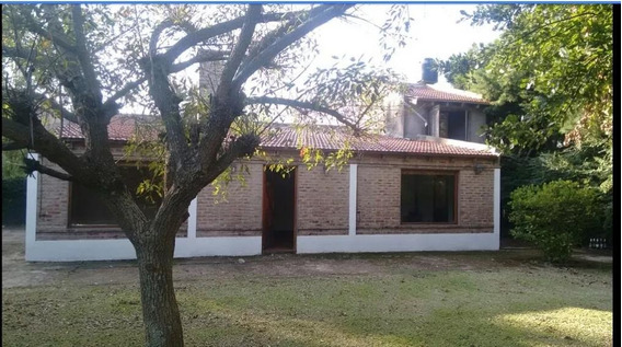 Casa Venta 3 Dormitorios -terreno 20 X 50 Mts -1,000 Mts 2 -barrio El Rodeo.