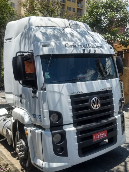 Volks Constelation 19-370 4x2 Motor Stralis 380