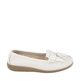 Zapato Confort Shosh Ab825099 Mujer