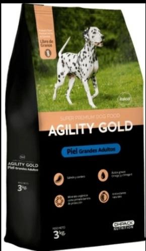 Agility Gold Piel Grandes Adultos 3 K - kg a $18300