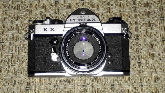 Pentax Kx Com 50mm F/2