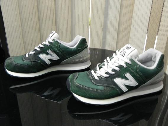 New Balance 574 Semi-novo 38 Serve 37 37.5 38