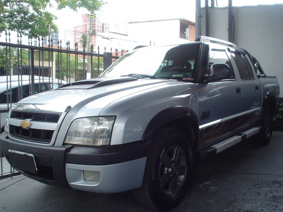 S10 Cd Rodeio Flex 2011/2011