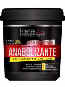 Forever Liss Anabolizante Capilar 950 G