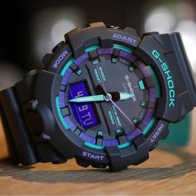 Relógio Masculino Casio G-shock Ga-800bl - Lançamento