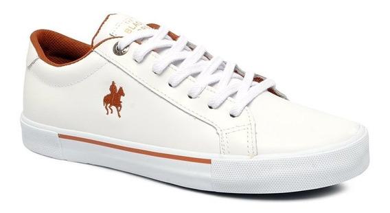 Tênis Polo Black Horse Bhpf 225 Branco