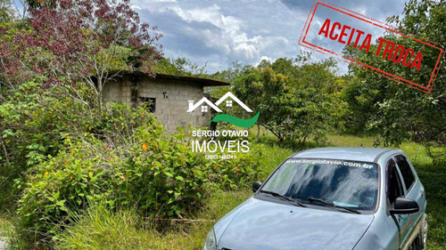 Imagem 1 de 20 de Chácara, Area Rural, Pedro De Toledo - R$ 100 Mil, Cod: 607 - V607
