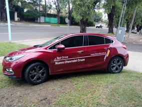 Chevrolet Cruze 2.0 Vcdi Sedan Ltz At 163cv 2018