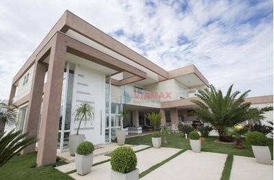 Casa Maravilhosa!!! Condomínio Altos Da Quinta - Área: 1150m² - Ca0583