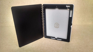 Funda Onta - iPad 5, 6 - Exactamente Igual A Una Libreta
