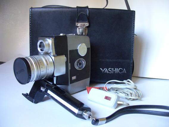 Coleccionistas Filmadora Yashica 8 Ul