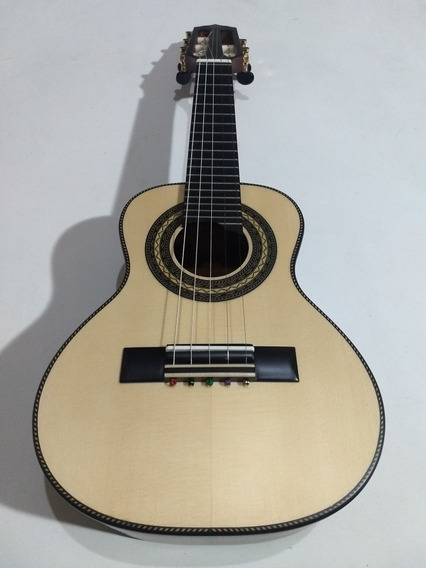 Cavaco 5 Cordas Luthier Araujo Novo Com Garantia