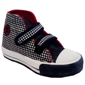 3227bfb56 Zapatillas Small Rojas Con Abrojo - Zapatillas para Niños en Mercado ...