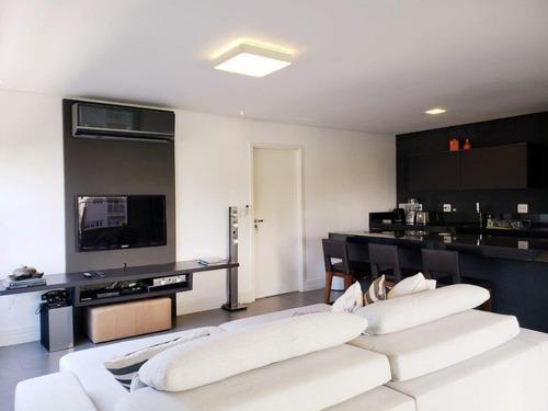 Imagem 1 de 27 de Apartamento À Venda, 107 M² Por R$ 1.850.000,00 - Vila Nova Conceição - São Paulo/sp - Ap14605