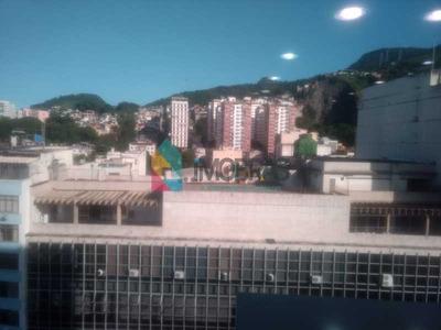 Sala Comercial Na Tijuca De 70 M² Com 2 Vagas De Garagem!! - Cpsl00087