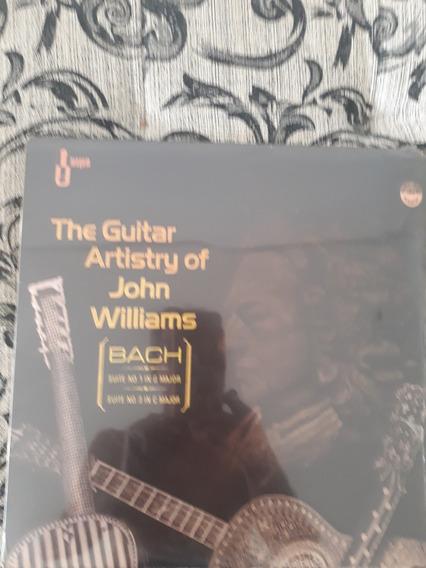 Lp Novo Violao John Williams