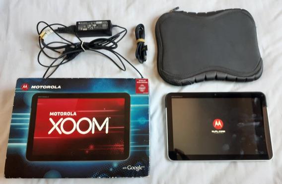 Tablet Motorola Xoom Mz605 - 3g - 32gb - Tela 10.1