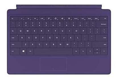 Microsoft Surface Type Cover 2 (roxo)
