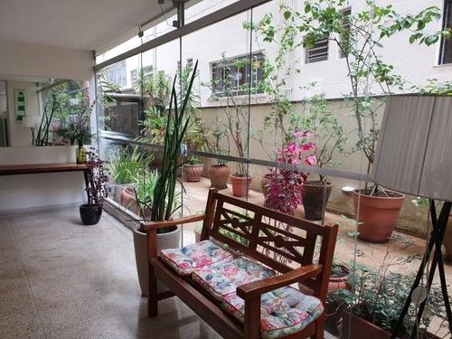 Imagem 1 de 15 de Apartamento Para Venda, 2 Dormitórios, Jardim Paulista - São Paulo - 23367