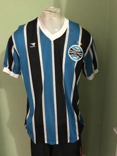 Camisa Rara De Jogo , Do Gremio , Usada Em Jogo Penalty