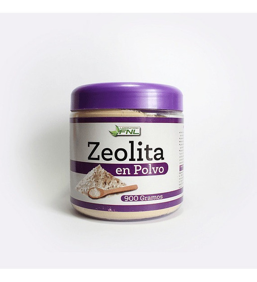 Zeolita Natural Micronizada 900 Grs Envio Gratis X2 Compras