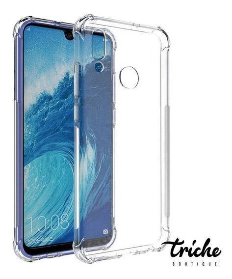 Funda Tpu Antishock Transparente Golpes Huawei P Smart 2019