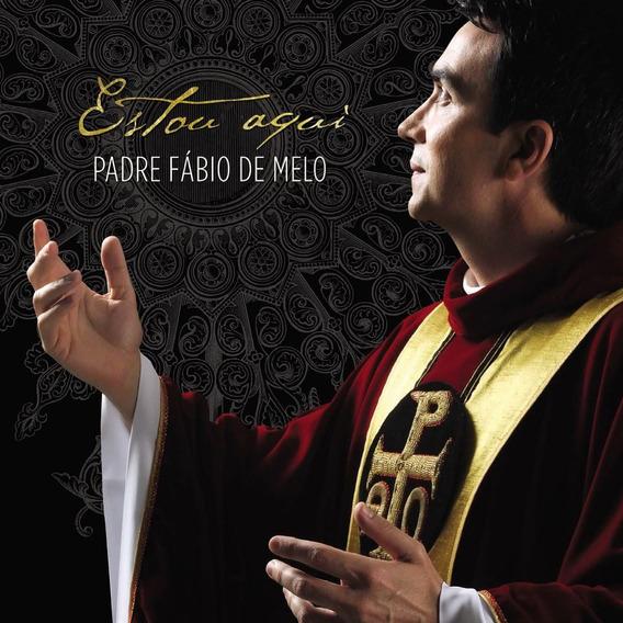 Cd Padre Fabio De Melo - Estou Aqui (980806)