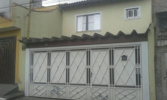 Sobrado Em Cidade Nova São Miguel, São Paulo/sp De 200m² 3 Quartos À Venda Por R$ 550.000,00 - So235369