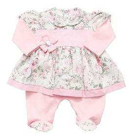 Roupa De Bebe | Roupas Recem Nascido | Macacão Feminino 13