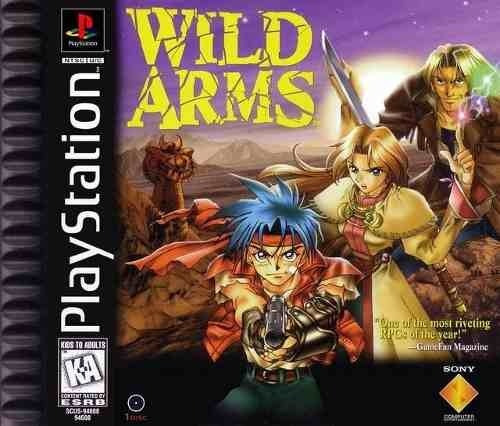 Wild Arms Patch Ps1 Fte Unic