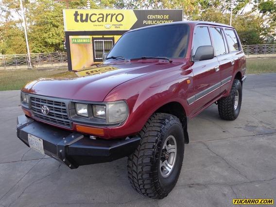 Toyota Autana Lx Sincrónico 4x4
