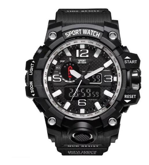 Relógio Masculino Sportwatch Esportivo Militar Provad